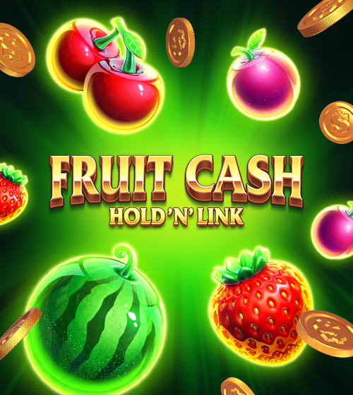 Fruit Cash Hold'N'Link